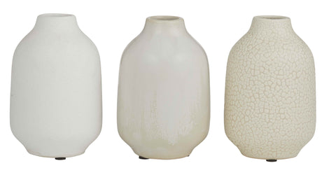 Seed Vase (white collection)