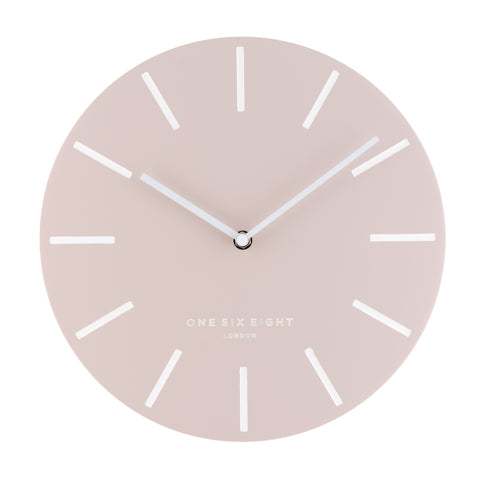 Chloe Wall Clock - Blush