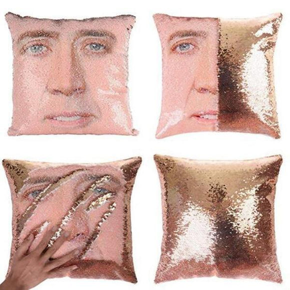 Color Changing Pillow Case