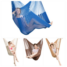 Load image into Gallery viewer, Greenstell Caribbean Hammock Hanging Chair 40 Inches