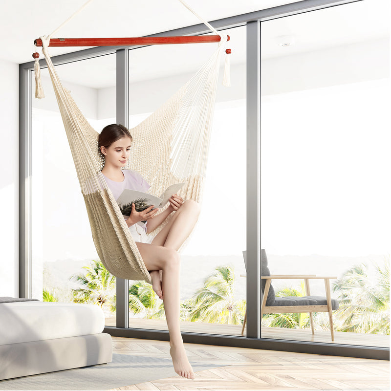 Greenstell Caribbean Hammock Hanging Chair 40 Inches