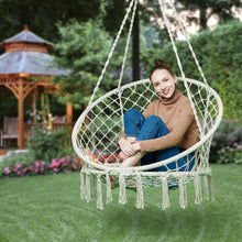 Load image into Gallery viewer, Greenstell Hammock Chair Outdoor Use