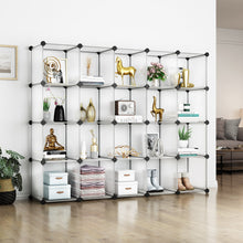 Load image into Gallery viewer, Greenstell DIY Cube Storage 20 Cubes White
