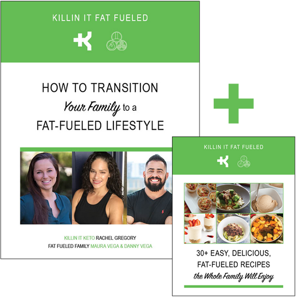 Killin It Fat Fueled Program Bundle