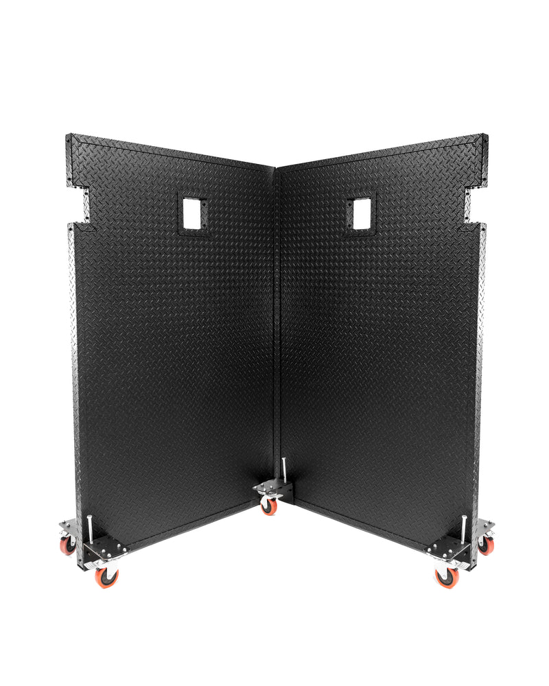 Wall Mounted Ballistic Frame / Custom Sizes Available