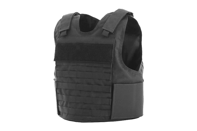 EXTTACT Vest - Level IIIA 05
