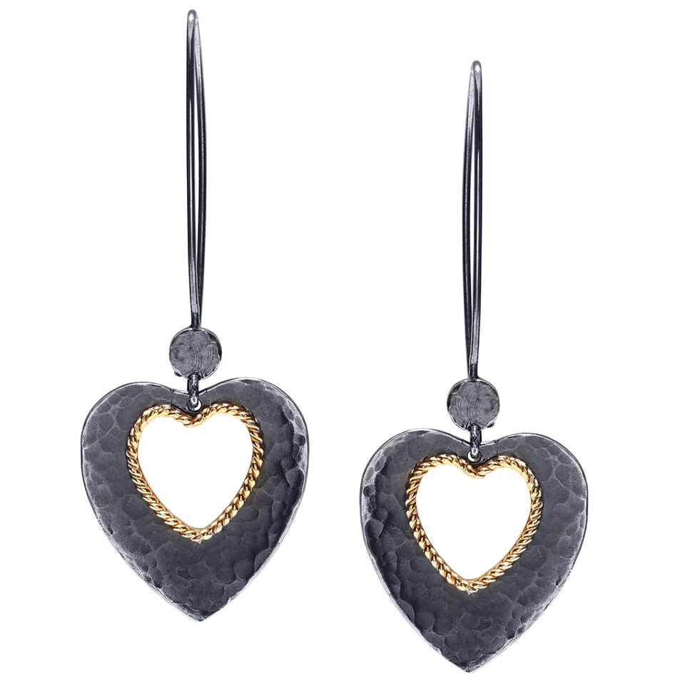 Karmic Love Earrings