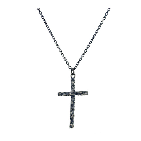 coss pendant necklace sterling silver
