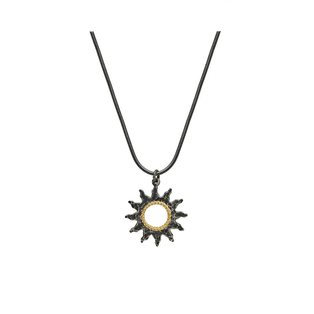 Bohemian Sun Necklace