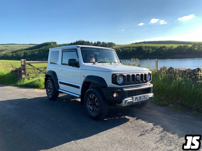 Why We Bought a New Jimny!