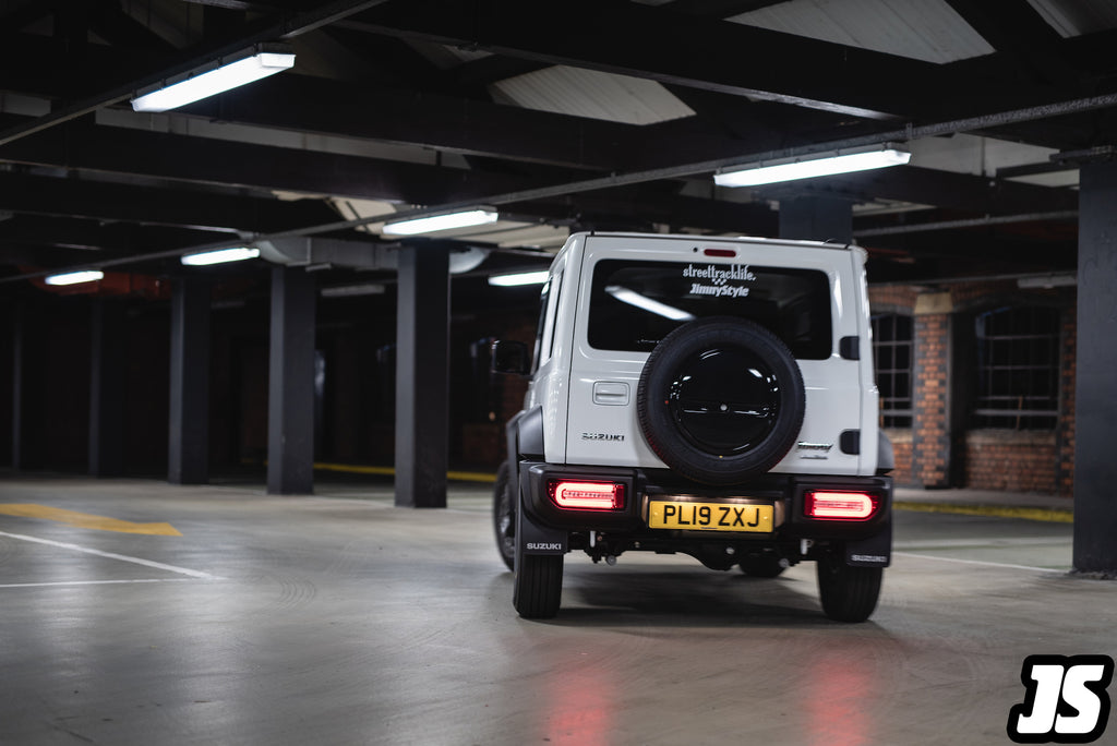 JIMNYSTYLE Jimny JB74 LED Tail Lights