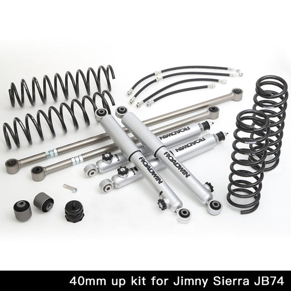 APIO 7440Ti 40mm Lift Kit for Suzuki Jimny JB74