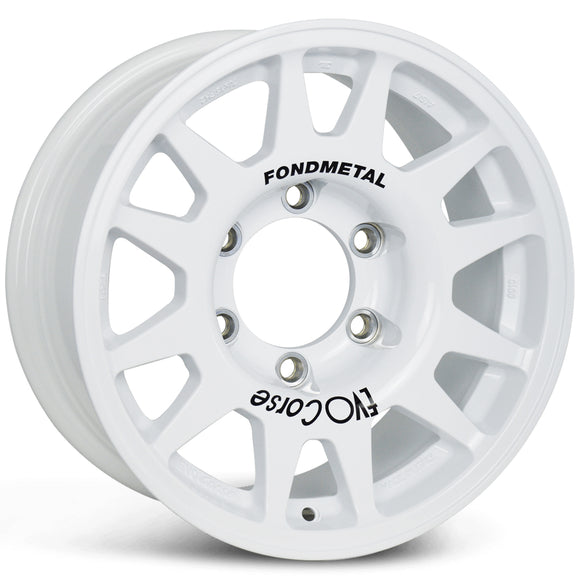 "EVO Corse DakarZero 15"" Wheels for Suzuki Jimny"