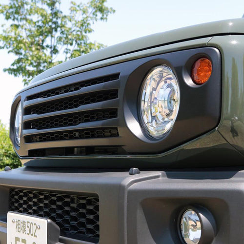 APIO Tactical Grille for Suzuki Jimny (2018+)