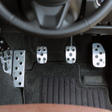 APIO Aluminium Pedal Set for Suzuki Jimny (2018+) - Manual Transmission