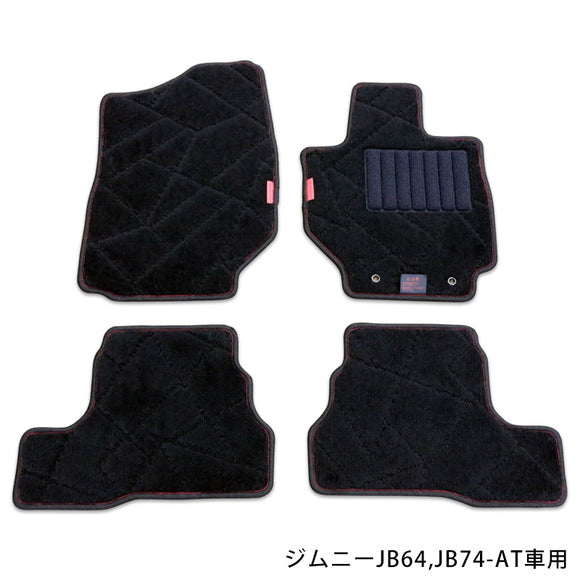 APIO Original Floor Mats for Suzuki Jimny (2018+)