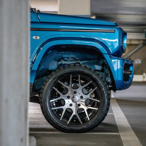 KFW M-MOTION Wheels for Suzuki Jimny