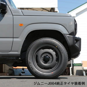 APIO WILDBOAR SR16 Wheels for Suzuki Jimny
