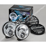IPF Super Rally LED Spot & Driving Hybrid Lamp