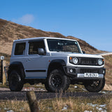 XTREME-J XJ03 Wheels for Suzuki Jimny