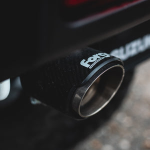 Forge Motorsport Exhaust for Suzuki Jimny JB74 (2018+)