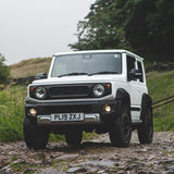 Retro Grille for Suzuki Jimny (2018+)