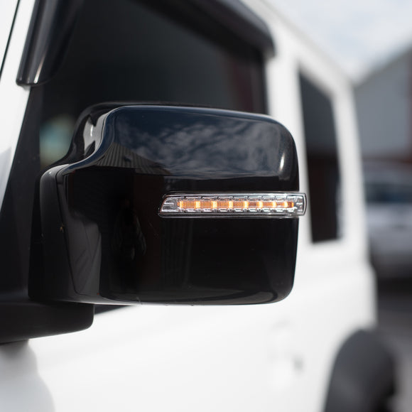 JIMNYSTYLE LED Mirror Covers for Suzuki Jimny (2018+)