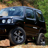 RAYS Team Daytona FDX-J Wheels Suzuki Jimny