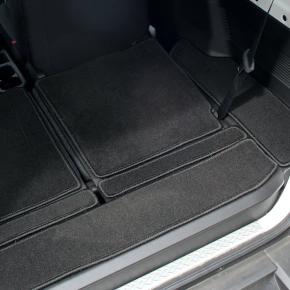 Rear Luggage Area Carpet Set for Suzuki Jimny (2018+)