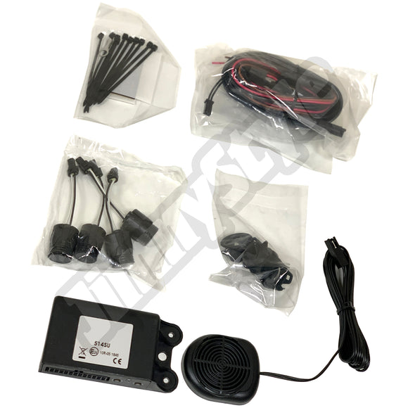 Suzuki Jimny (2018+) Parking Sensor Kit