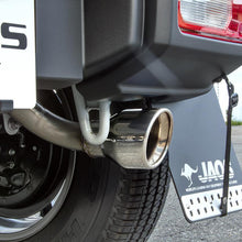 Load image into Gallery viewer, JAOS BATTLEZ ZS Cat-Back Exhaust for Suzuki Jimny JB74