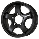 WORK CRAG S1J Wheels for Suzuki Jimny