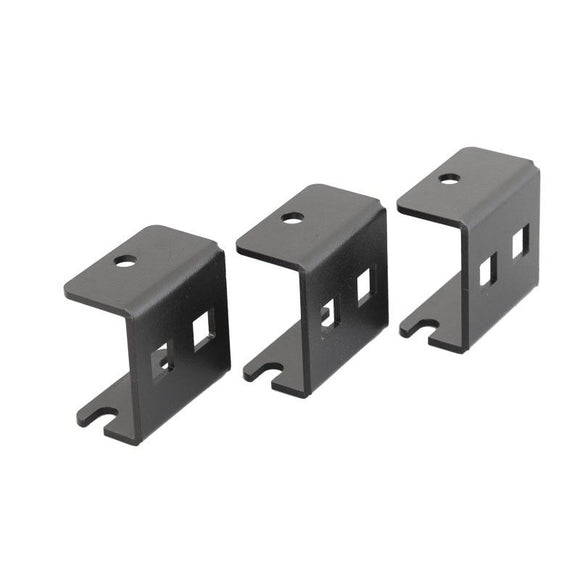 Front Runner Universal Accessory Side Mounting Brackets for Slimline II Roof Rack