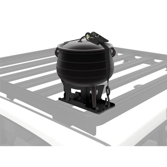Front Runner Potjie Pot/Dutch Oven & Carrier for Slimline II Roof Rack