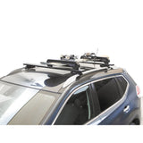 Front Runner Pro Ski, Snowboard & Fishing Rod Carrier for Slimline II Roof Rack