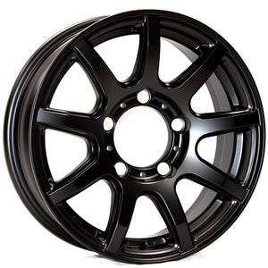 Slice-9 Wheels for Suzuki Jimny