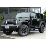 XTREME-J XJ03 Wheels JEEP