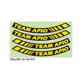 APIO WILDBOAR X 'TEAM APIO' Wheel Sticker