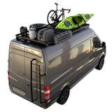 Front Runner Slimline II Roof Rack for Volkswagen Crafter without OEM Tracks