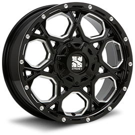 XTREME-J XJ06 Wheels (for non-Jimny models)