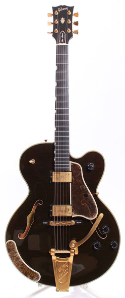 1997 Gibson Chet Atkins Country Gentleman brown burgundy
