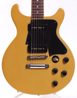 1996 Gibson Les Paul Special DC tv yellow