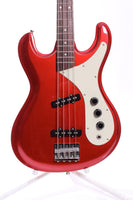 Aria Diamond DMB-380 Mosrite Bass candy apple red