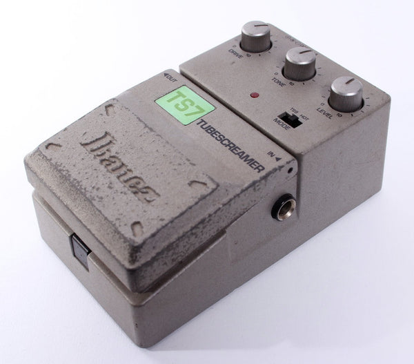 2000 Ibanez Tubescreamer TS7 grey