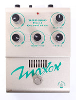 1990 Maxon ROD880 Real Overdrive bronze