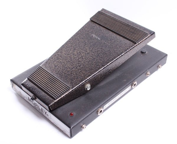 1980s Morley Black Gold Basic Volume Pedal