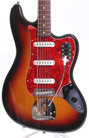 1992 Fender Bass VI sunburst