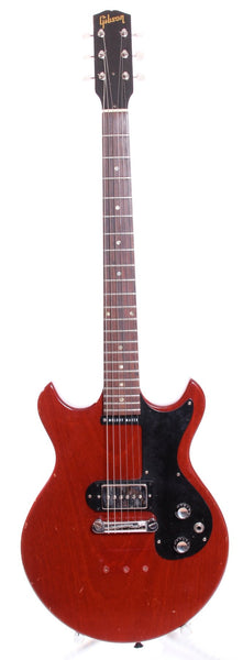 1965 Gibson Melody Maker cherry red
