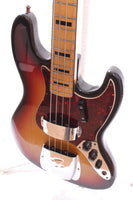 1972 Fender Jazz Bass sunburst