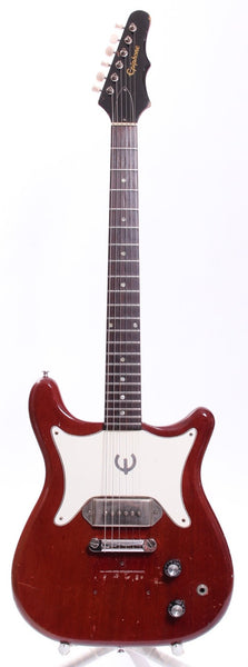 1965 Epiphone Coronet cherry red